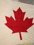 CANADA- 5x9ft Flag Wool Vintage